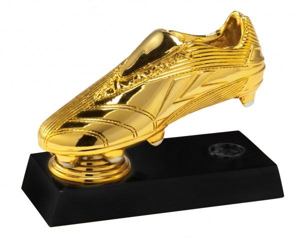 Fußball-Trophy Goldener Schuh FG821 inkl. Gravur