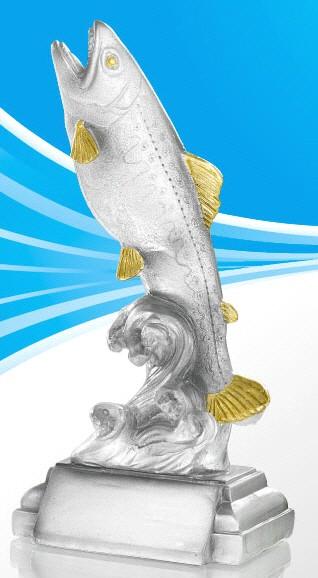 Fisch-Pokal inkl. Gravur