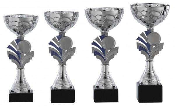 4er-Serie Pokale A1072 inkl. Gravur und Emblem