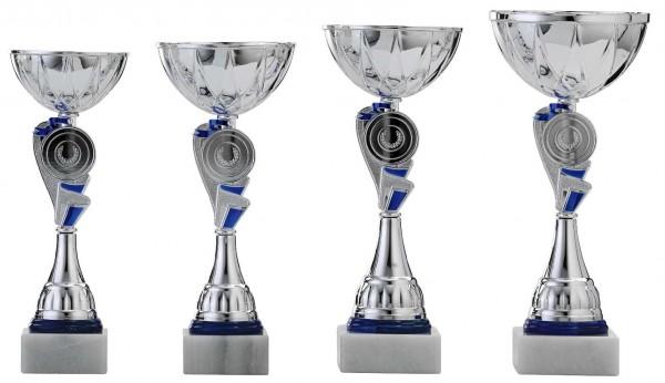 4er-Serie Pokale A4010 inkl. Gravur und Emblem
