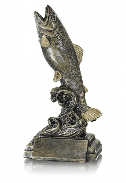 Fisch-Pokal 52507 inkl. Gravur