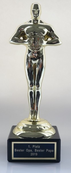 Sieger Figur inkl. Gravur
