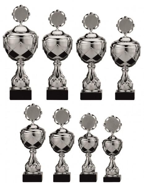 8er-Serie Pokale S756 inkl. Gravur und Emblem