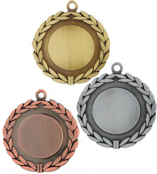 Medaille D7A inkl. inkl. Beschriftung,Emblem und Band