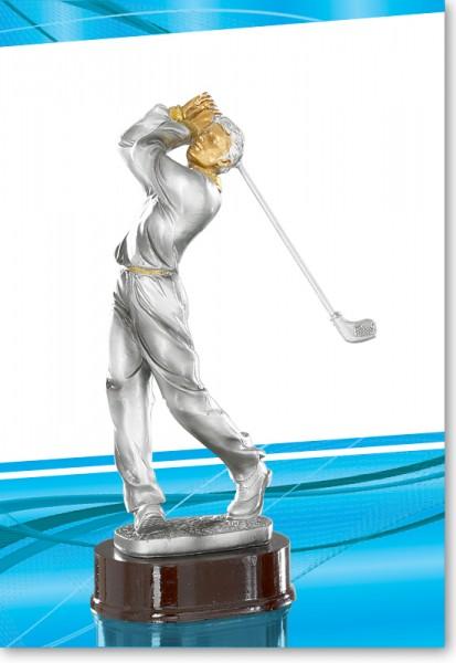 Golfer Trophäe 22565 inkl.Gravur