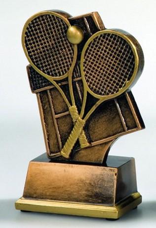 Tennis-Trophy inkl. Gravur