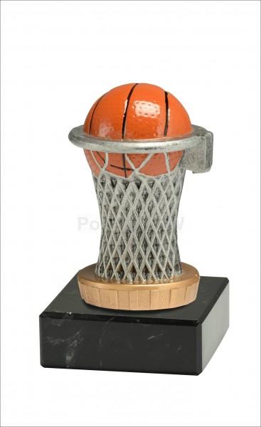 Trophäe Basketball inkl. Beschriftung