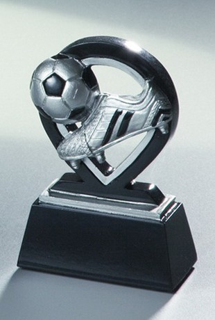 Fußball-Trophäe inkl.Gravur