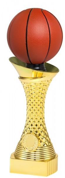 Basketball-Pokal X101-P505 inkl. Gravur