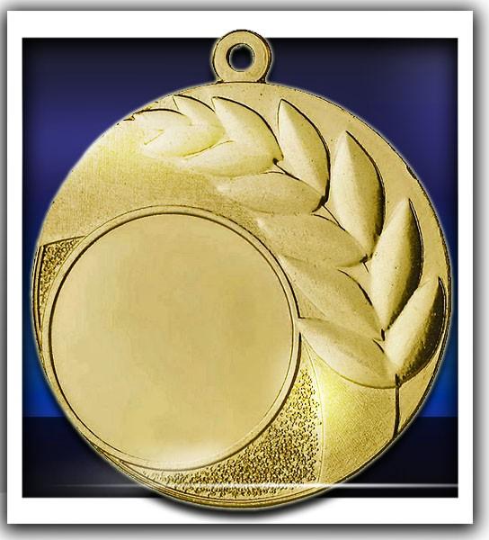 Medaille D23B inkl. inkl. Beschriftung,Emblem und Band