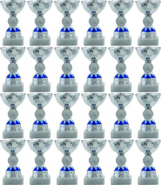 24 Pokale S1213 inkl. Gravur und Emblem