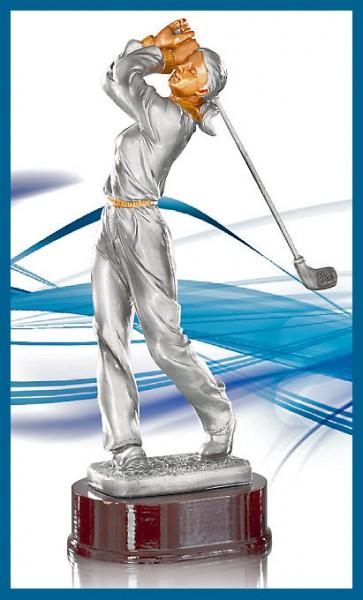 Golferin Trophäe 22564 inkl.Gravur