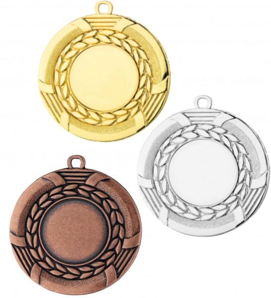 Medaille D28J inkl. inkl. Beschriftung,Emblem und Band