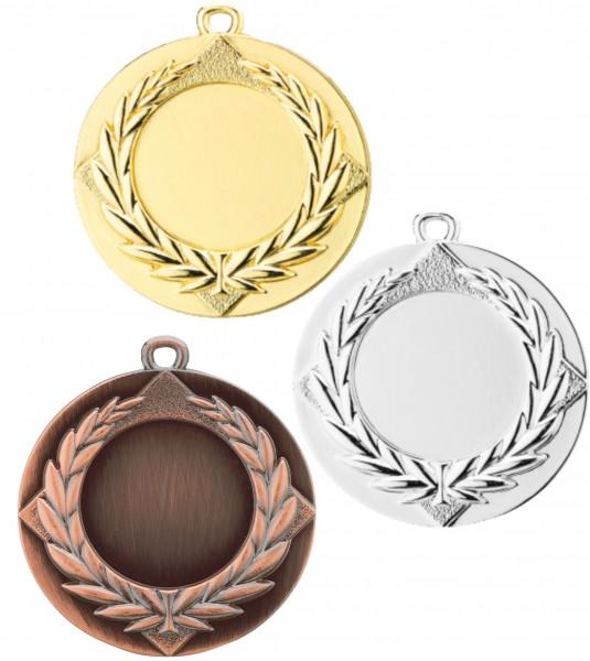 Medaille D6A inkl. inkl. Beschriftung,Emblem und Band