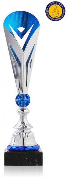 Pokal NRW Line P122-BL.S inkl. Gravur