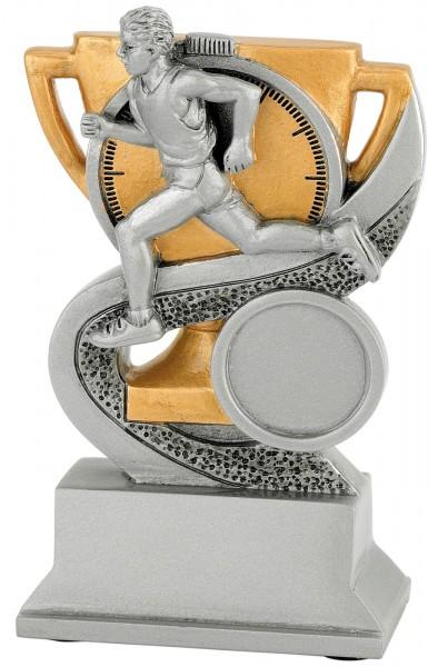 Trophäe-Marathon FG907 inkl. Beschriftung und Emblem