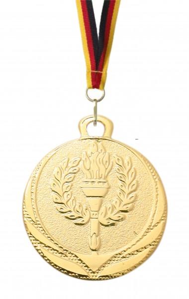 Kleine Sieger-Medaille ME87 inkl. Band