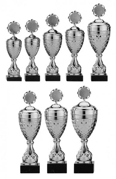 8er-Serie Pokale A4005 inkl. Gravur und Emblem