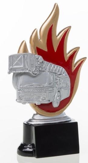 Feuerwehr-Trophy inkl. Gravur
