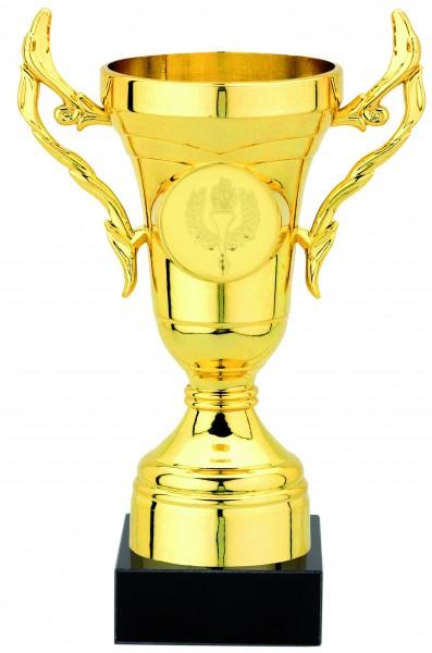 Pokal Q505 inkl. Beschriftung und Emblem