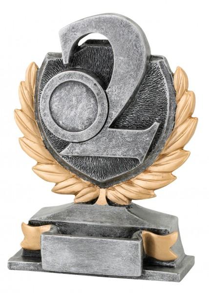 Siegerkranz 2. Sieger FG152 inkl. Beschriftung und Emblem