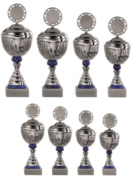 8er-Serie Pokale S755 inkl. Gravur und Emblem