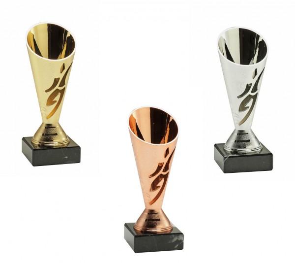 3er Serie Fußball-Pokale SET.308 inkl. Gravur