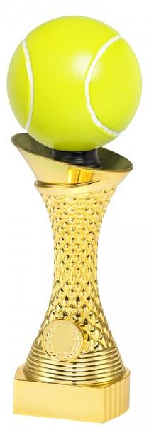Tennis-Pokal X101-P502 inkl. Gravur