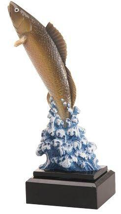 Trophäe Fisch RFST2084 inkl.Gravur