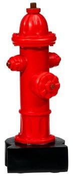 Feuerwehr Hydrant inkl. Gravur