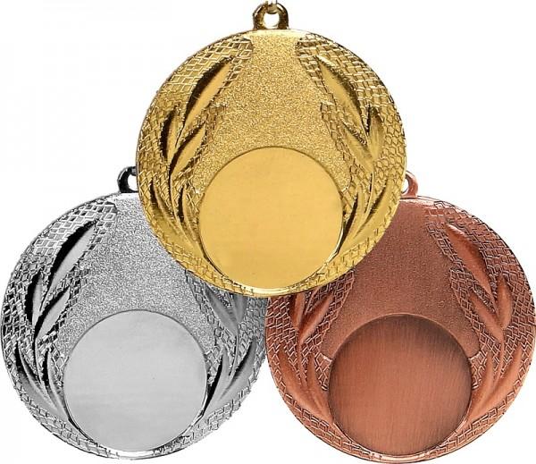 Medaille MMC14050 inkl. inkl. Beschriftung,Emblem und Band