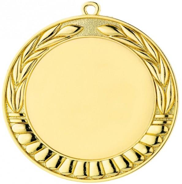 Medaille D89 inkl.Beschriftung, Band u. Emblem