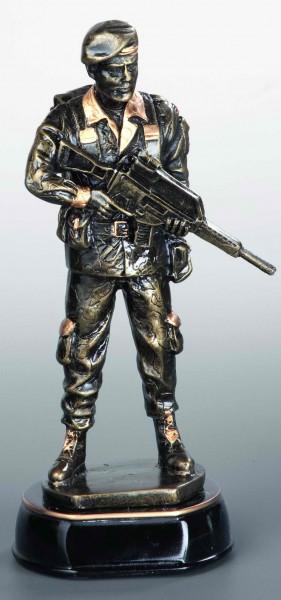 Resin Figur Soldat inkl. Gravur
