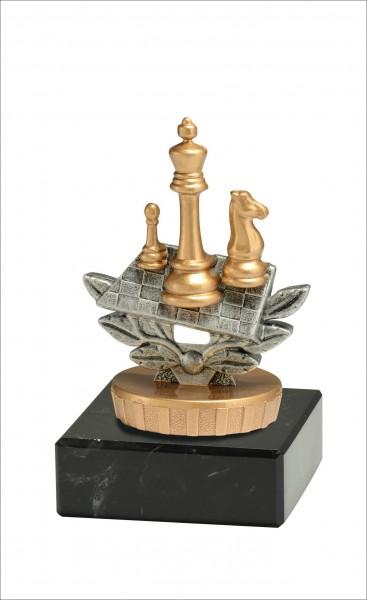Trophäe Schach inkl. Beschriftung