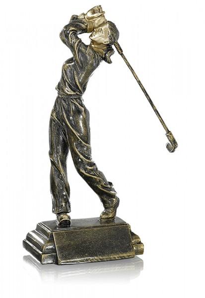 Golferin Trophäe 52564 inkl.Gravur