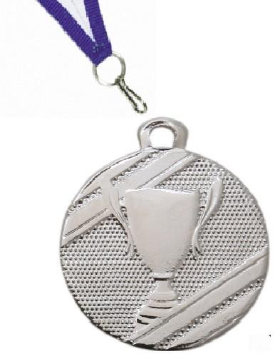 Kleine Sieger-Medaille D106 inkl. Band