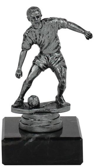 """Fußballfigur """"Spieler 3D"""" 11 cm inkl. Beschriftung"""