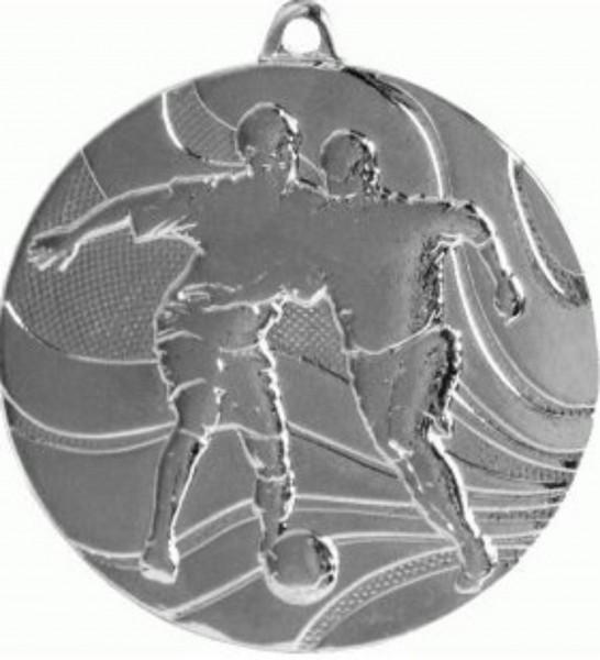 Fußball-Medaille MMC3650 inkl. Band und Beschriftung