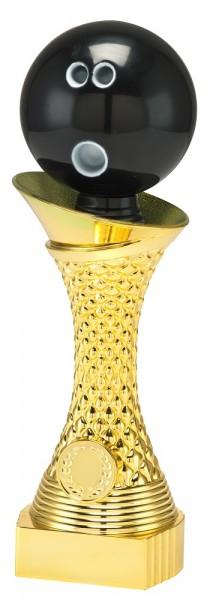 Bowling-Pokal X101-P504 inkl. Gravur