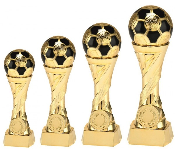 4er Serie Fußball-Pokal X821inkl. Gravur