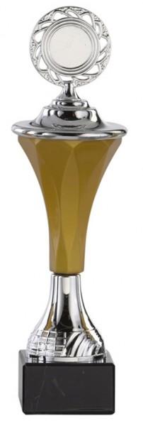Pokal-Ständer Gold-Silber A295 inkl. Gravur und Emblem