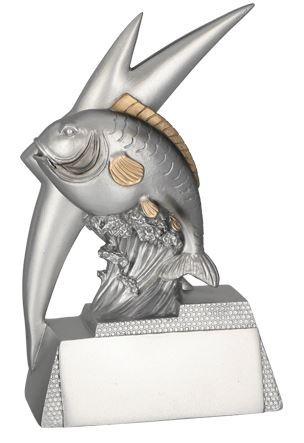 Trophäe Fisch Karpfen RP7008 inkl.Gravur