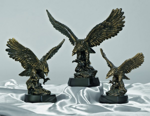 SIEGESADLER-Trophy inkl. Gravur