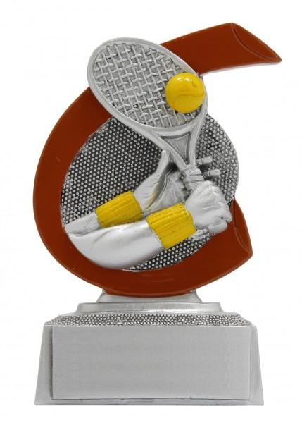Tennis-Trophy FG263 inkl. Gravur